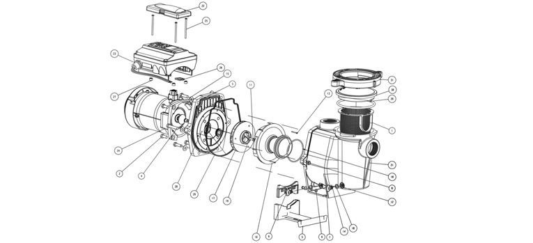 Pentair Intelliflo Pump Schematic