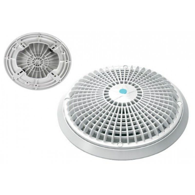 Aquastar A10rcfr101 Retrofit Suction Vgb Drain Covers On