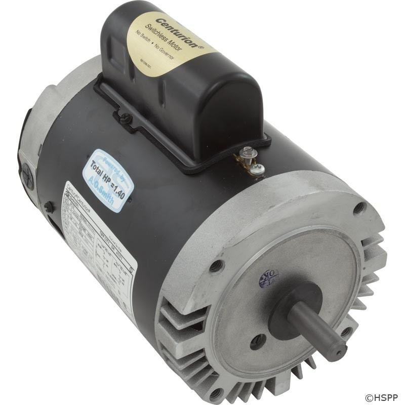 B122 pool pump motors on sale at yourpoolhq for Ao smith pump motor