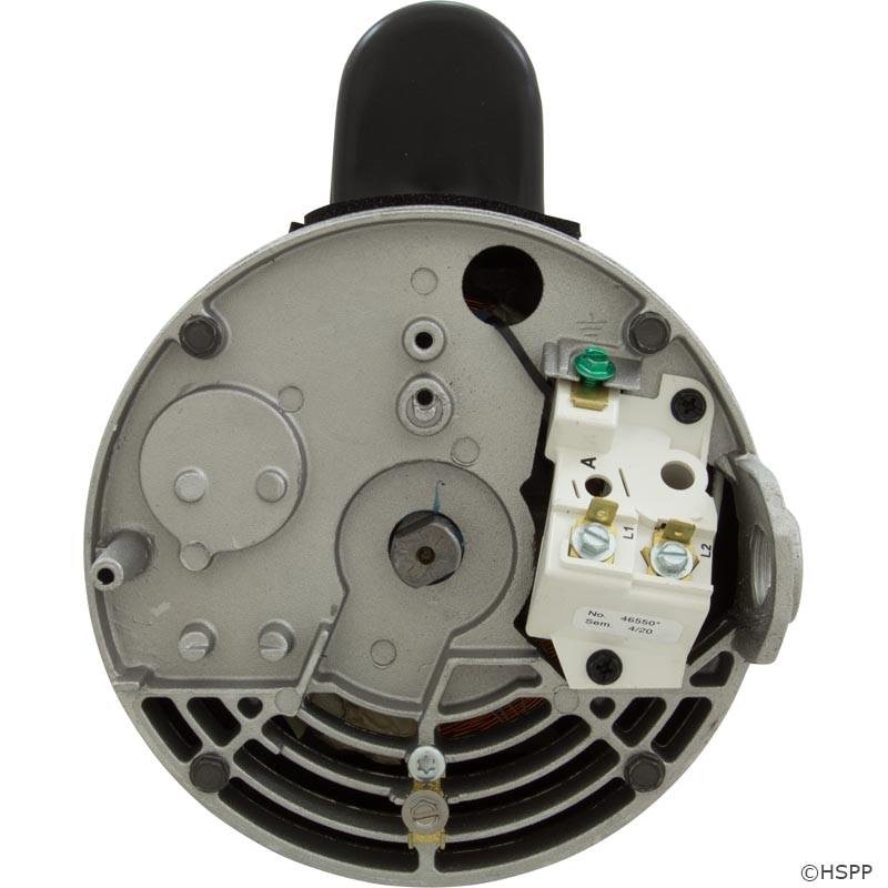 B2748 2 hp pool pump motors on sale at yourpoolhq for Square flange pool pump motor