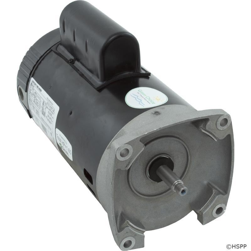 B2982 1 hp 2 speed pool pump motors on sale at yourpoolhq for Pool pump and motor