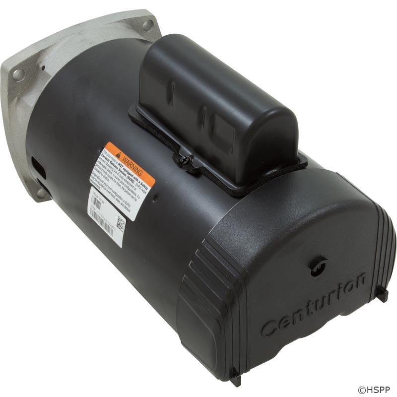 B855 pool pump motors on sale at yourpoolhq for Square flange pool pump motor
