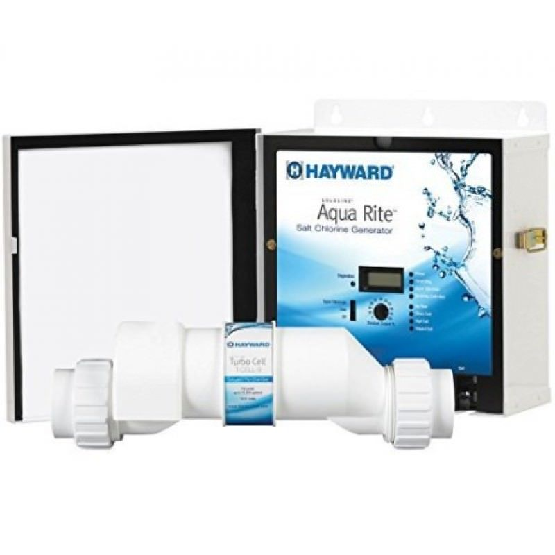 Hayward 25k Gallon Aqua Rite Salt Chlorinators On Sale At Yourpoolhq