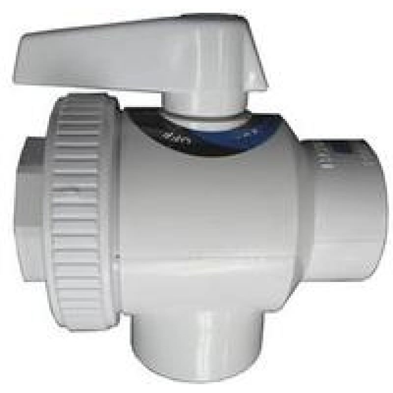 Hayward Sp0735 4 Way Ball Valves On Sale At Yourpoolhq