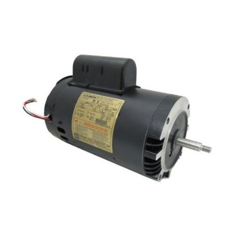 Hayward spx1615z2mns 2 hp 2 speed pump motors on sale at for Hayward 1 1 2 hp pool pump motor
