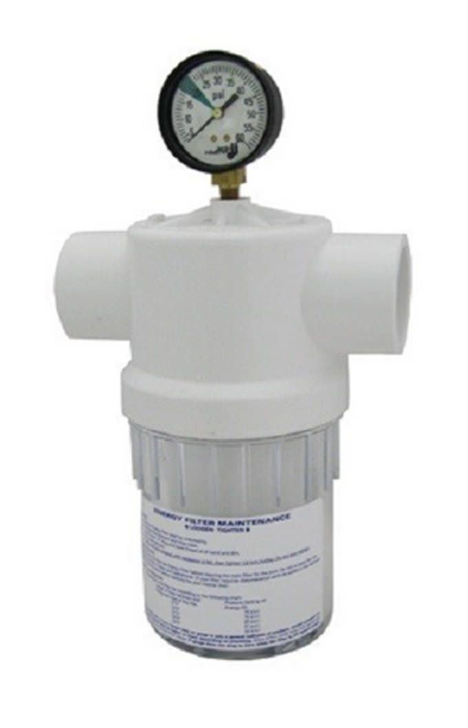 Jandy 2888 Ray-Vac Energy Filter With Gauge