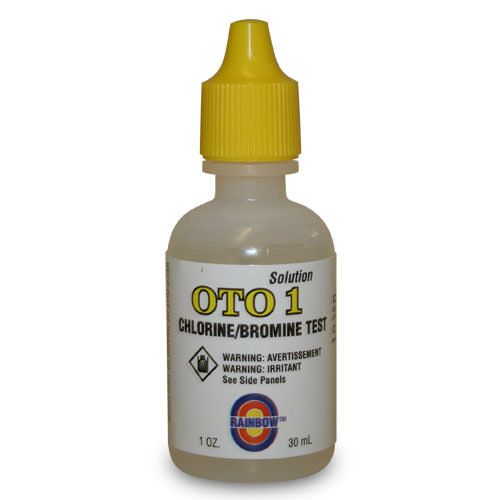 Rainbow #1 OTO Test Solution 1 oz - 2 Pack