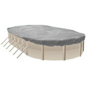Above Ground Pool Winter Cover For 21 ft x 42 ft Pool 15yr Warranty