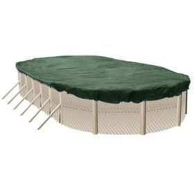 Arctic Armor Pool Winter Cover for 16 ft x 28 ft Oval 12 yr