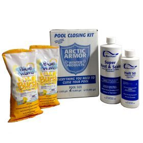 Arctic Armor Pool Winter Closing Kit with Burst