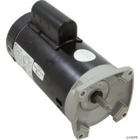 B2984 2-Speed Pump Motor 56Y Frame 2 HP Square Flange