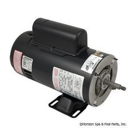 BN62 3 HP 2-Speed Thru-Bolt Pump Motor