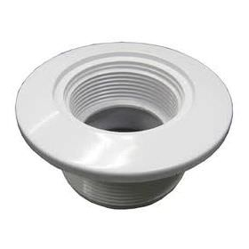 Hayward Concrete Wall Fitting - Slip - White - SP1022S