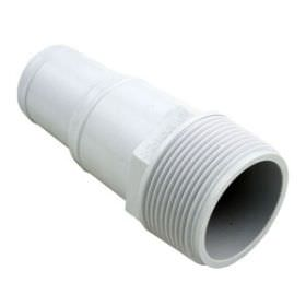 Hayward Hose Adapter, Smooth, 1.5 Male X 1.5 - 1.25 Insert SPX1091Z7