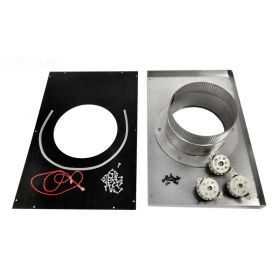 Hayward UHXNEGVT13501 Vertical Vent Kit for H350 Heaters
