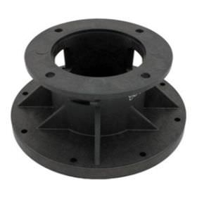 Letro LA01N Booster Pump Seal Bracket LA295