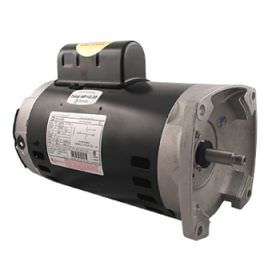 Pool Pump Motor 1 HP Square Flange B853 Up Rated