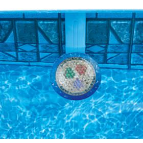 Multi-Colored Nitelighter Ultra Swimming Pool Light