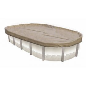 Oval Above Ground Pool Covers 20 Year Tan