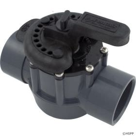 Pentair 2-Way Diverter Valve PVC - 2 Inch x 2.5 Inch - 263029