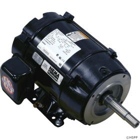 Pentair eqk750 eq series pump 7 5hp 3 phase 208 230 460v w for 7 5 hp 3 phase motor