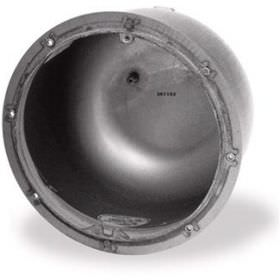 Pentair AmerLite Niche 3/4 Inch Side Hub - Concrete 78210400