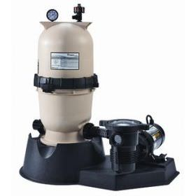 Pentair Clean and Clear 100 Sq Ft Cartridge Filter System PNCC0100OF1160