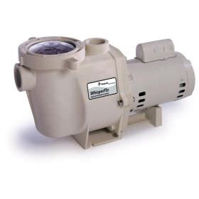 Pentair WhisperFlo 2 HP 2-Speed Energy Efficient Pump WFDS-8