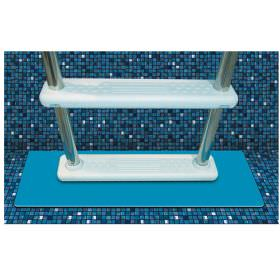 Pool Ladder Liner Pad 9 Inch by 30 Inch for Above Ground Pool Ladders