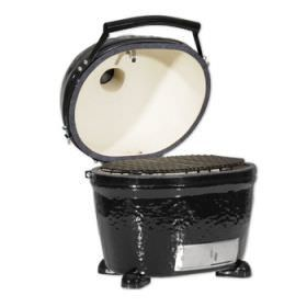 Primo Oval Jr Ceramic Grill and Smoker