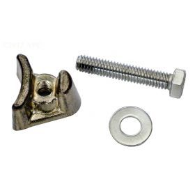 Deck Anchor Wedge with Bolt - PW-4C